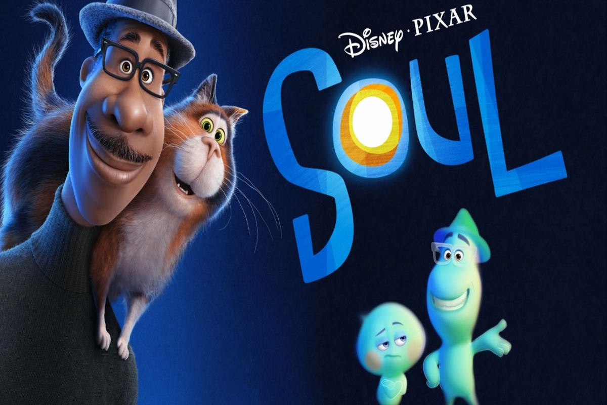 Poster Souln Pixar