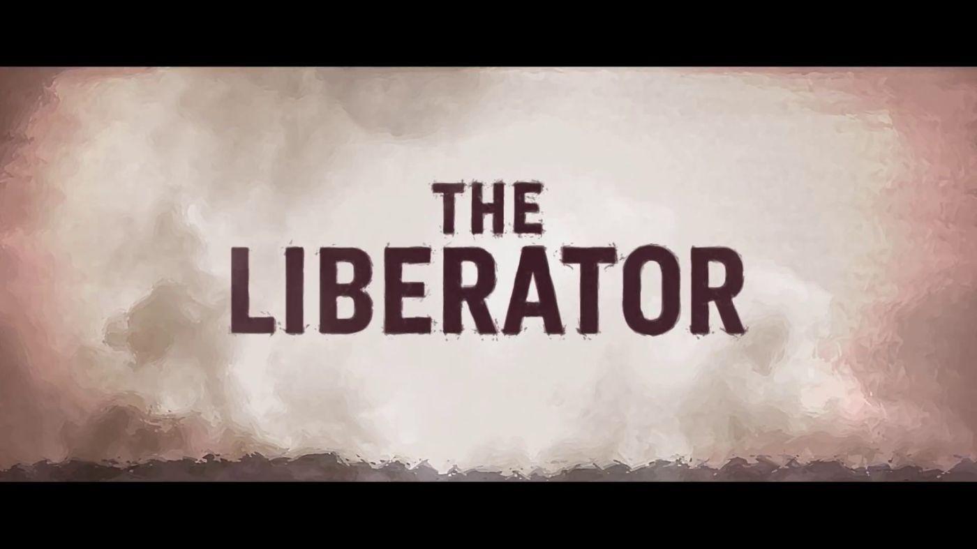 The liberator Titolo di testa