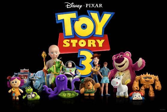 Personaggi di Toy Story 3