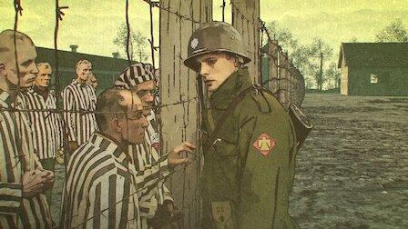 Felix Sparks e gli internati sopravvissuti a Dachau