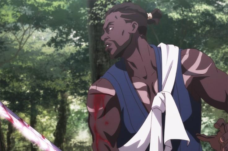 """Yasuke. Fotogramma da: """"Yasuke"""""""